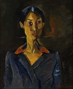 William Henry Johnson - retrato estudio sinduda  16