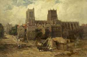 Francis Abel William Tayl.. - Bristol Catedral