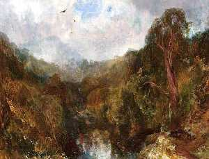 John Crawford Wintour - Killiecrankie