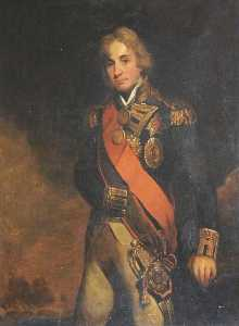 William Alan Menzies - lord nelson ( 1758–1805 )..