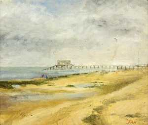 Elsie Evelyn Few - Bembridge Playa