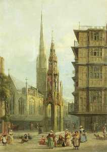 Samuel Griffiths Tovey - bristol high cross
