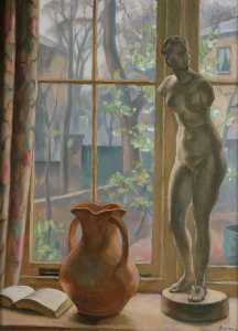 William Bernard Adeney - La Ventana