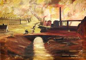 Arthur Jones - nantyglo ironworks , 1840