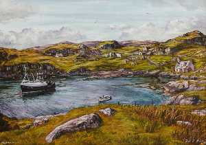 Ivor M Mackay - harris stocknish