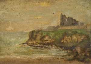 Constance Dutton Thompson - Tynemouth Priorato Ruinas